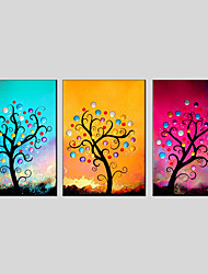 cheap -Oil Painting Hand Painted - Still Life Classic European Style Modern Canvas