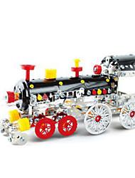 3D Puzzles Metal Puzzles Toy Cars Train Toys Train 353 Pieces