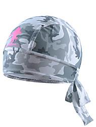 Cycling Cap Bandana/Hats/Headsweats Bandana BikeBreathable Quick Dry Ultraviolet Resistant Anti-Insect Antistatic Ultra Light Fabric