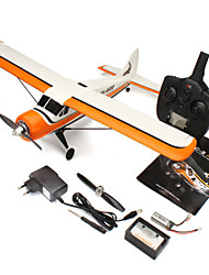 cheap -RC Airplane WL Toys A600 4CH 2.4G KM/H Ready-to-go Brushless Electric