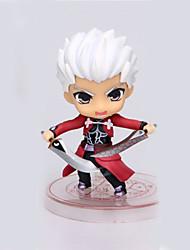 preiswerte -Anime Action-Figuren Inspiriert von Fate/stay night Rin Tohsaka PVC 10 CM Modell Spielzeug Puppe Spielzeug