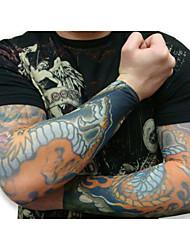 10pcs fresco calze del braccio finto manicotti del tatuaggio temporaneo body art ACCESSORI