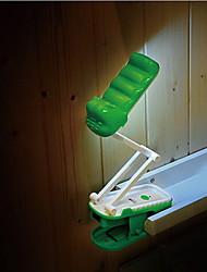 Недорогие -современная складная регулируемая плата стол стол лампа лампа перезаряжаемые светодиодный свет чтения (ассорти цветов)