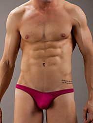 Men's Sexy Nylon G-string Thong T-back Underwear Men's Lingerie