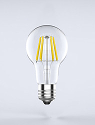 7W E26/E27 LED Filament Bulbs A60(A19) 8 COB 750 lm Warm White Cold White 2700 K Waterproof Decorative AC 220-240 V