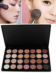 cheap -28 Colors 5in1 Makeup Base Primer/Foundation/Blusher/Bronzer/Smoky Eyeshadow Professional Cosmetic Palette