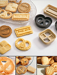 cheap -Mold For Candy For Cookie For Chocolate Plastic Eco-friendly DIY High Quality