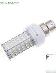 abordables -SENCART 900-1200lm E14 / GU10 / B22 Ampoules Maïs LED Encastrée Moderne 102 Perles LED SMD 2835 Imperméable / Décorative Blanc Chaud /