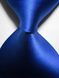 cheap -Men's Luxury Solid Classic Party Wedding Necktie - Creative, Stylish