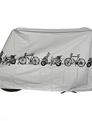 cheap -Motorcycle Bicycle Dust Cover Cycling Rain And Dust Protector Cover Waterproof Protection Garage