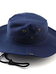Недорогие -Шляпа для туризма и прогулок Шляпа Boonie Кепка Черный Серый Морской синий Зима Высокая воздухопроницаемость (> 15 001 г) Мягкий Легкие материалы Рыбалка Восхождение Спорт в свободное время Муж. Жен.