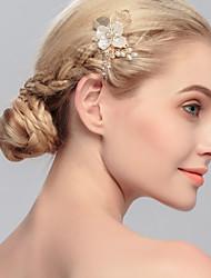imitation perle cheveux peignes bandeau classique style féminin