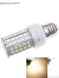 cheap -SENCART 8W 3000-3500/6500-7500lm E14 / GU10 / B22 LED Corn Lights Recessed Retrofit 102 LED Beads SMD 5630 Waterproof / Decorative Warm