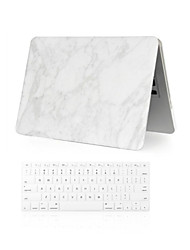 "cheap -Case for Macbook Air 11.6""/13.3"" Marble ABS Material Marble Full Body Case + Keyboard Cover"
