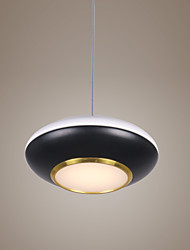 9W Modern Flying saucer Design/High Quality LED Pendant Light/Fit for Dining Room,Game Room,Entry,Cafe