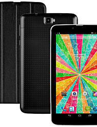 abordables -THTF 732B 7 pulgadas 2.4GHz Android 4.4 Tableta ( Dual Core 1024*600 512MB + 8GB N/C )