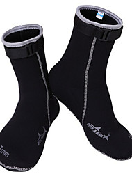 cheap -Water Socks 3mm Neoprene for Adults - High Strength, Softness Snorkeling / Surfing / Diving
