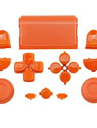 preiswerte -Ersatz-Controller Fall für PS4-Steuerung PS4 Fall orange / lila / pink