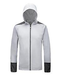 cheap -Outdoor Sports Casual Fishing Gear Sun-Protective Summer Fishing Shirt Long Sleeve Fishing Anti-mosquito Jacket
