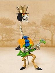 Las figuras de acción del anime Inspirado por One Piece Cosplay 34 CM Juegos de construcción muñeca de juguete