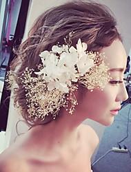 povoljno -Žene Vintage Zabava Rukavice za djevojčice s cvijećem Biseri Češalj za kosu