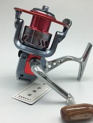baratos -Molinete de Isco Molinetes Rotativos 5.5:1 Relação de Engrenagem+10 Rolamentos Orientação da mão Trocável Pesca de Mar Rotação Pesca de