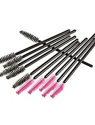 cheap Others Brushes-50Pcs Disposable Eyelash Brush Cosmetic Makeup Tool Mascara Wands Applicato