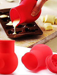 cheap -Decorating Tool For Candy For Chocolate For Cake Silicone Eco-friendly High Quality