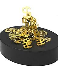 billige -Magnetiske puslespil Byggeklodser / Puslespil Cube / Skulptur Magnet Klassisk Magnetisk / Sjov Børne Gave
