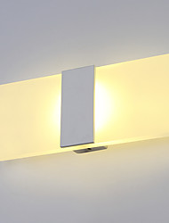 cheap -Modern Style Simplicity Acryl LED Wall Sconce,Living Room Hallway Cafe Bedroom Kids Room Bedside Lamp