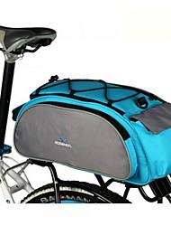 Недорогие -Rosewheel 13 L Сумка на багажник велосипеда / Сумка на бока багажника велосипеда Быстровысыхающий Пригодно для носки Многофункциональный Велосумка/бардачок Полиэстер Нейлон Велосумка/бардачок