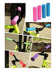 baratos -Bastão de Mão Outro Ciclismo de Lazer / Bicicleta  Roda-Fixa / Bicicleta De Montanha / BTT Verde / Azul / Rosa claro - 2 pcs