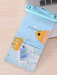 cheap -Dry Bag / Waterproof Bag / Dry Boxes Touch Screen, Waterproof, For Cellphone Diving PVC  For