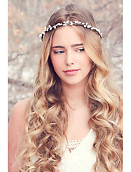 Wedding Hair Accessories Bridal Headband Headpiece Flower Crownwoodland