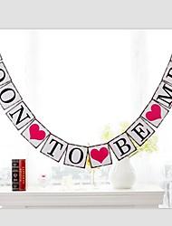 Недорогие -Свадьба Годовщина День рождения Обручение Розовая бумага Свадебные украшения Пляж Сад Азия Цветы Бабочки Классика Сказка Зима Весна Лето