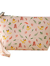 cheap -Unisex Bags PU Cosmetic Bag for Wedding Event/Party Shopping Casual Sports Formal Outdoor Office & Career Professioanl Use Winter Spring