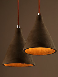 Retro Creative  Industry Vintage Chandelier Modern Minimalist Restaurant Bar Cafe Aisle Store Lightting