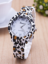 Women's European Style Leopard Print Fashion Wrist Watch Cool Watches Unique Watches Strap Watch