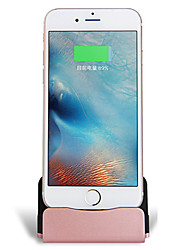 cheap -Dock Charger Desktop Metal Cradle for iPhone 7 / iPhone 6 /iPhone 6S / iPhone 6 Plus / iPhone 6S Plus