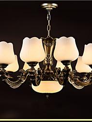 European American Zinc Alloy Bronze lamp A
