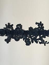cheap -Stretch Satin Wedding Garter with Flower Wedding AccessoriesClassic Elegant Style