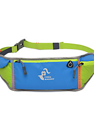 cheap -1 L Belt Pouch/Belt Bag Camping / Hiking Traveling Moistureproof/Moisture Permeability Wearable Breathable