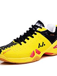 MasculinoConforto Tira no Tornozelo-Rasteiro-Amarelo Laranja Fúcsia-Sintético Tule Microfibra-Ar-Livre Casual Para Esporte