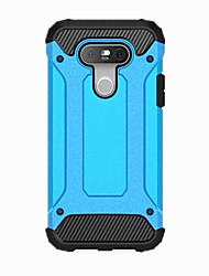 cheap -For LG Case Shockproof Case Back Cover Case Armor Hard PC for LG LG G5
