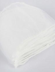 30шт бак для воды фильтр мешки стечь шламовых фильтр мешки предотвратить закупоривание воды мешок мусора экран сетчатый фильтр фильтр