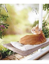 Cat Bed Pet Mats & Pads Foldable Transparent Fabric