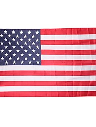 cheap -New 90Cmx150Cm Polyester Usa American Flag Us United States Stars Stripes