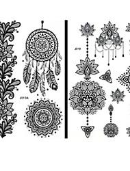 Tatuaże tymczasowe