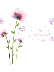 Недорогие -Животные / ботанический / Мультипликация / Слова и фразы / Романтика / Мода / Цветы / Праздник / Пейзаж / Геометрия / фантазия Наклейки