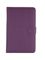 """Недорогие -Кожа PU Сплошной цвет Чехол для планшетов с клавиатурой универсальный 7"""" Tablet"""